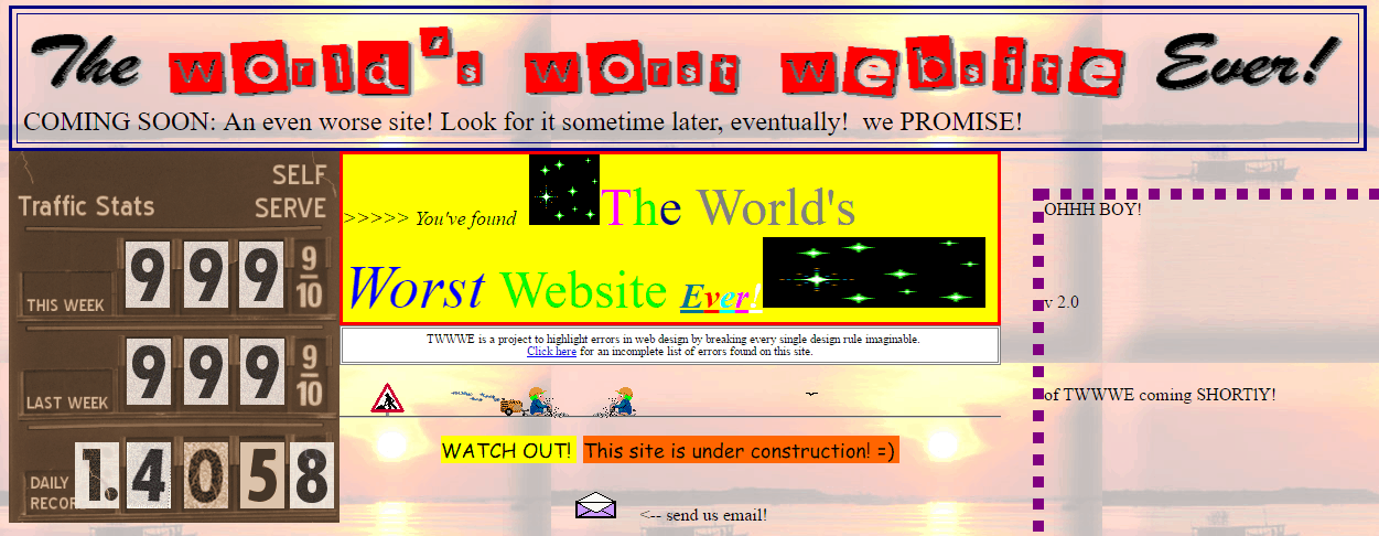 56 Most Useless Websites On The Internet In 2018 — Prisoner